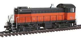 Bachmann Alco S4 Milwaukee Road #816 HO Scale Model Train Diesel Locomotive #63211