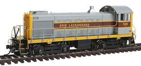 Bachmann Alco S4 Erie Lackwanna #528 HO Scale Model Train Diesel Locomotive #63212