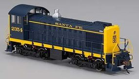 Bachmann Alco S2 DCC Sound Santa Fe #2354 HO Scale Model Train Diesel Locomotive #63401