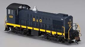 Bachmann Alco S2 DCC Sound B&O (Capital Dome) #9129 HO Scale Model Train Diesel Locomotive #63402