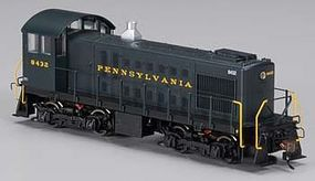 Bachmann Alco S2 DCC Sound Pennsylvania #8432 HO Scale Model Train Diesel Locomotive #63403