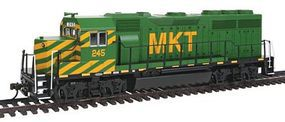 Bachmann EMD GP40 Missouri Kansas Texas #245 HO Scale Model Train Diesel Locomotive #63519