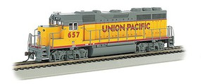 Bachmann HO GP40, UP