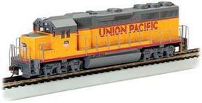 Bachmann gp40 union pacific n scale model train diesel locomotive
