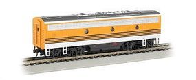 Bachmann F7 B DCC Denver & Rio Grande Western HO Scale Model Train Diesel Locomotive #63807