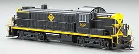 Bachmann Alco RS-3 DCC Sound Erie #932 Black/Yellow HO Scale Model Train Diesel Locomotive #63904