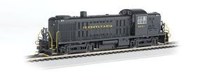 Bachmann Alco RS-3 Pennsylvania #8601 HO Scale Model Train Diesel Locomotive #64210