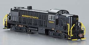 Bachmann Alco RS-3 Pennsylvania #5604 N Scale Model Train Diesel Locomotive #64255