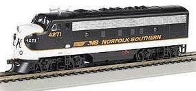 Bachmann F7 A DCC Sound Norfolk Southern #4271 HO Scale Model Train Steam Locomotive #64303