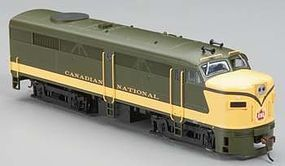 Bachmann Alco FA2 Canadian National HO Scale Model Train Diesel Locomotive #64601