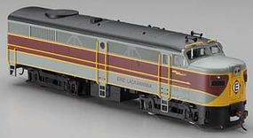 Bachmann Alco FA2 - Standard DC - Erie-Lackawanna HO Scale Model Train Diesel Locomotive #64603