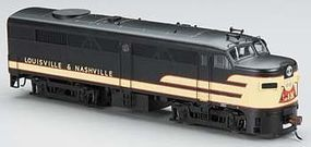 Bachmann Alco FA2 Louisville & Nashville Black & Cream HO Scale Model Train Diesel Locomotive #64604