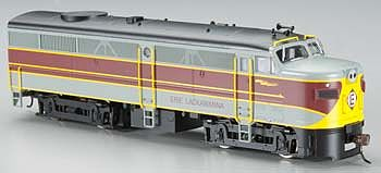 Bachmann Alco FA2 DCC Sound Erie & Lackawanna -- HO Scale Model Train Diesel Locomotive -- #64703