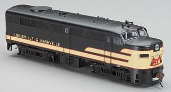 Bachmann Alco FA2 DCC Sound Louisville & Nashville HO Scale Model Train Diesel Locomotive #64704
