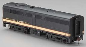 Bachmann Alco FB2 DCC Sound L&N Blk & Cream HO Scale Model Train Diesel Locomotive #64904