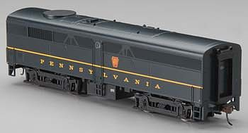 Bachmann Alco FB2 DCC Sound Pennsylvania -- HO Scale Model Train Diesel Locomotive -- #64906