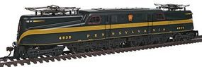 Bachmann GG1 w/DCC Pennsylvania Black Jack 4935 HO Scale Model Train Electric Locomotive #65303