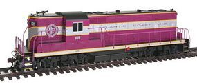 Bachmann EMD GP7 w/DCC Atlantic Coast Line #109 HO Scale Model Train Diesel Locomotive #65604