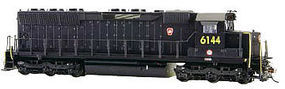 Bachmann EMD SD45 DCC PRR #6144 N Scale Model Train Diesel Locomotive #66452