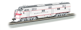 Bachmann EMD E7-A DCC Chicago Burlington & Quincy HO Scale Model Train Diesel Locomotive #66603