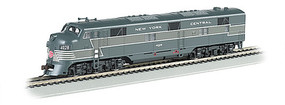 Bachmann EMD E7-A DCC with sound New York Central HO Scale Model Train Diesel Locomotive #66604