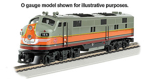 Bachmann EMD E7-A DCC Ready Milwaukee Road HO Scale Model Train Diesel Locomotive #66705