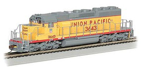 Bachmann HO SD40-2, UP
