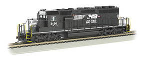 Bachmann SD40-2 DCC Norfolk Southern #3430 HO Scale Model Train Diesel Locomotive #67204
