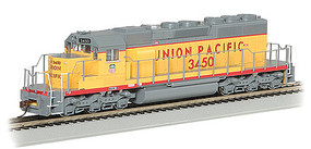Bachmann SD40-2 Union Pacific #3450 with sound HO Scale Model Train Diesel Locomotive #67205