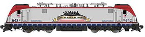 Bachmann Siemens ACS-64 Electric w/DCC & Sound Amtrak #642 (Veterans Salute Scheme, silver, red, white, blue)