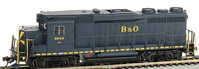 Bachmann HO GP30 Diesel Locomotive DCC Sound Baltimore & Ohio #6944 (Sunburst)