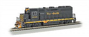 Bachmann EMD GP35 Rio Grande #3044 with E-Z APP HO Scale Model Train Diesel Locomotive #68804