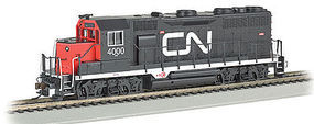 Bachmann EMD GP35 Canadian National #4000 with E-Z App HO Scale Model Train Diesel Locomotive #68805