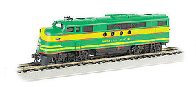 Bachmann FT-A E-Z APP Bluetooth Western Pacific #901 HO Scale Model Train Diesel Locomotive #68905