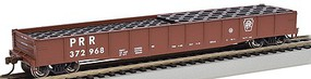 Bachmann 506 Gondola with Tire Load PRR HO Scale Model Train Freight Car #71912