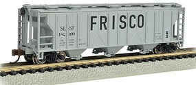 N PS-2 3-Bay Covered Hopper, Frisco