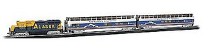 Bachmann McKinley Explorer Train Set HO Scale Model Railroad #743