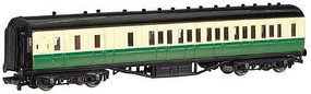 Bachmann HO Gordon's Express Brake Coach