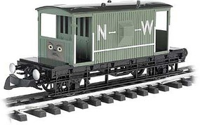 Bachmann HO Spiteful Brake Van