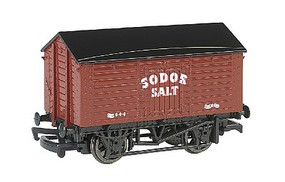 Bachmann HO Thomas & Friends Sodor Salt Wagon