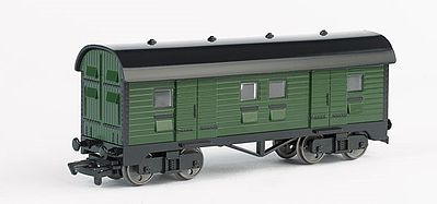 Bachmann Thomas & Friends Mail Car Green -- Thomas the Tank Electric Car -- #77018