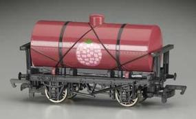 Bachmann Raspberry Syrup Tanker HO Scale Thomas-the-Tank Electric Car #77033