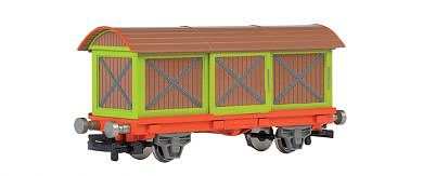 Bachmann Chuggington Box Car HO Scale Model Train Freight Car #77101