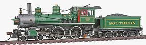 Bachmann Modern Baldwin 4-4-0 w/DCC Southern Railway HO Scale Model Train Steam Locomotive #80103