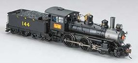 Bachmann Modern Baldwin 4-4-0 Louisville & Nashville HO Scale Model Train Steam Locomotive #80127