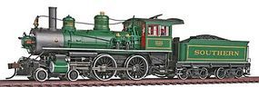 Bachmann Spectrum 4-4-0 Sound Southern 3858 Green/Gold HO Scale Model Train Steam Locomotive #80128
