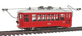 Bachmann Birney Safety Street Car DCC Baltimore (D) HO Scale Trolley and Hand Car #80202