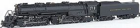 Bachmann Spectrum B&O EM-1 2-8-8-4 Painted Unlettered HO Scale Model Train Steam Locomotive #80406