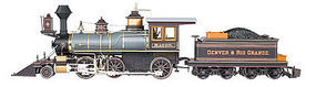 Bachmann 2-6-0 DCC Denver & Rio Grande G Scale Model Train Steam Locomotive #81488
