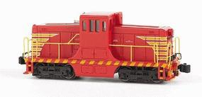 Bachmann GE 44-Tonner w/DCC Painted, Unlettered N Scale Model Train Diesel Locomotive #81852